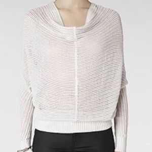 All Saints Ernst Cowl Jumper